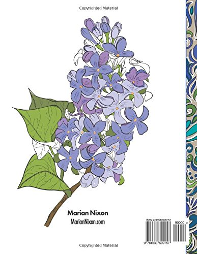 Color The World | An Adult Coloring Book: United States, Book 1: Volume 1