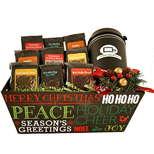 Specialty Holiday Decaf Basket