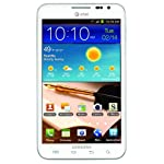 Samsung Galaxy Note SGH-i717 4G LTE UNLOCKED AT&T World Phone (WHITE) – 16GB Memory – DUAL CORE Processor – No Contract