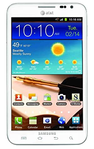 Samsung Galaxy Note 4G LTE I717 16GB Unlocked GSM 4G LTE 8MP Camera Smartphone
