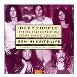 Gemini Suite Live by Deep Purple