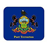 US State Flag - Port Trevorton, Pennsylvania (PA) Mouse Pad