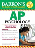 img - for Barron's AP Psychology, 5th Edition book / textbook / text book