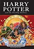 Harry Potter and the Deathly Hallows (Book 7) [Children's Edition] by J. K. Rowling (2007) Hardcover