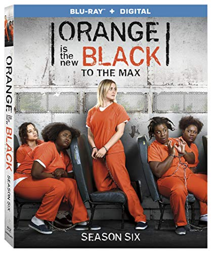 Blu-ray : Orange Is The New Black: Season 6 (3 Discos)
