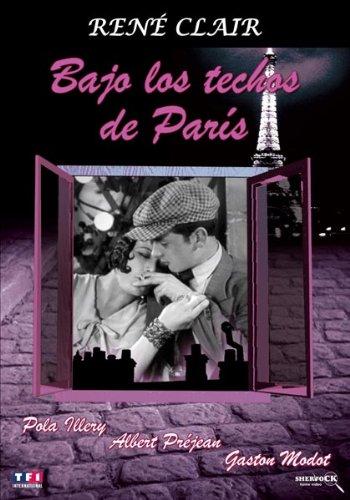 Bajo los techos de París [DVD]