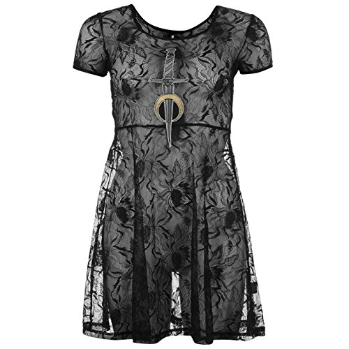 Disturbia -  Vestito  - skater - Donna Nightshade X-Small