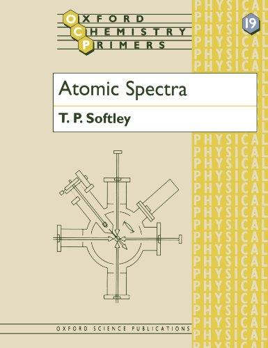 Atomic Spectra (Oxford Chemistry Primers)