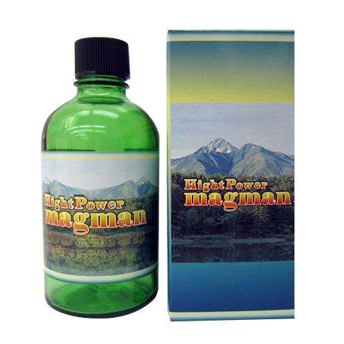 ハイパワーマグマン110g 中山栄基先生開発BIE野生植物ミネラルマグマン濃縮液
