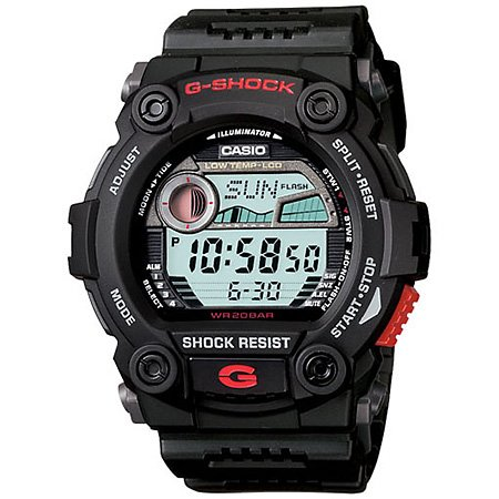 Casio G-Shock Gulfman Tide and Moon Mens Watch G7900-1D