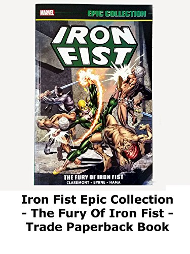 Review: Iron Fist Epic Collection