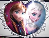 Disney FROZEN Heart-Shaped Pillow