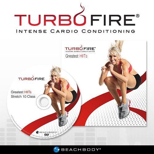 TurboFire Greatest HIITs: 20 Minute High Intensity Workout DVD