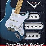FENDER MICRO CUSTOM SHOP STRATOCASTER PICKUPS FAT 50 STRAT 3 Accessoires guitare Micro et préamp guitare Micro guitare électrique