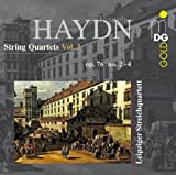 HAYDN String Quartets Vol. 3