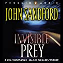 Invisible Prey (       UNABRIDGED) by John Sandford Narrated by Richard Ferrone