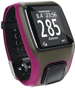 TomTom Multisport GPS Watch - Dark Pink
