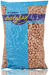 Hypercity Everyday Dry Fruits and Nuts - Raw Peanuts Premium, 1kg Pack