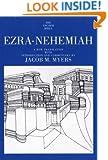 Ezra, Nehemiah (The Anchor Yale Bible Commentaries)