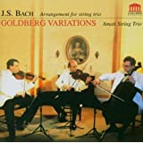 Goldberg Variation (Amati String Trio)by Johann Sebastian Bach