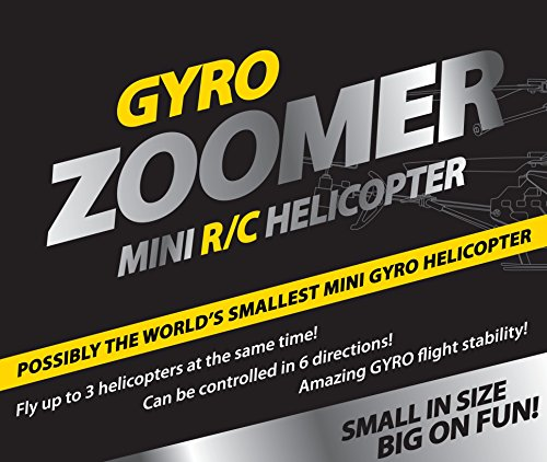 Tg502 Mini Gyro Zoomer Rc Helicopter Discontinued Uk Quality