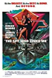 James Bond Movie (The Spy Who Loved Me) Maxi Poster Print - 61x91 cm
