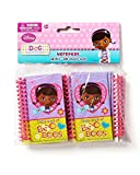 American Greetings Doc McStuffins Party Accessories, Mini Notepads, Party Supplies (12 Count)