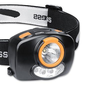 Litexpress LXL207401 Lampe de poche Noir