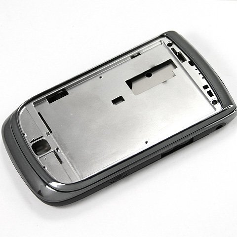 Original Black Full Housing Case Cover For Blackberry Torch 9800 (Torch 9800 Housing compare prices)