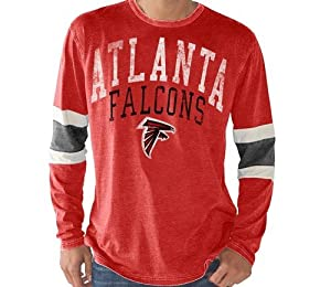 Atlanta Falcons G-III NFL Post-Up Long Sleeve Premium Shirt by G-III Sports