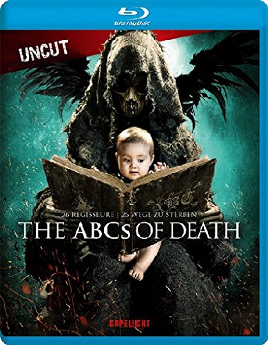 The ABCs of Death - uncut [Blu-ray]