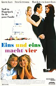 Amazon.com: It Takes Two [VHS]: Kirstie Alley, Steve Guttenberg, Mary