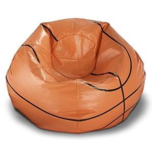 Ace Bayou Ace Bayou Basketball Bean Bag Chair from Ace Bayou Corporation