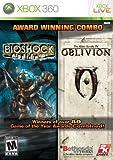 Bioshock and Elder Scrolls: Oblivion Bundle (Xbox 360)