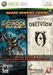 Bioshock and Elder Scrolls: Oblivion...