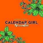 November (Calendar Girl 11)   Audrey Carlan