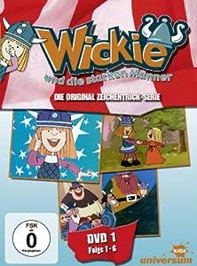 Wickie und die starken Männer - DVD 1 (Folge 1-6)