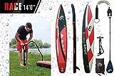 ISUP Aqua Marina Race - Stand Up Paddle Board inkl.