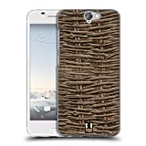 Amazon.co.jpHead Case Designs 編み込み・葦 オーガニック・パターン ハードバックケース HTC One A9