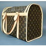 Louis Vuitton ルイ ヴィトン Monogram Canvas Pet Carrier ペットキャリー 40 Luggage【並行輸入品】