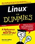 Linux For Dummies (For Dummies (Compu...