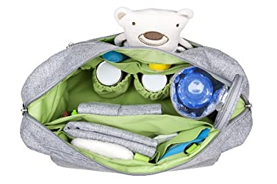 Haba Lassig Green Label Small Messenger Diaper Bag