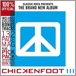 Classic Rock Presents: Chickenfoot III