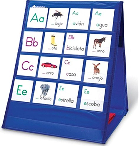 Learning Resources Tabletop Pocket Chart (Mini Pocket Chart compare prices)