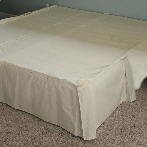 21 Inch Drop Bed Skirt