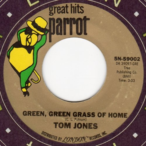 Tom Jones - Tom Jones - Green Green Grass of Home - Zortam Music