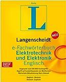Langenscheidt e-Fachwörterbuch Elektrotechnik und Elektronik Englisch [Download]