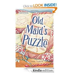 Old Maid's Puzzle - Terri Thayer