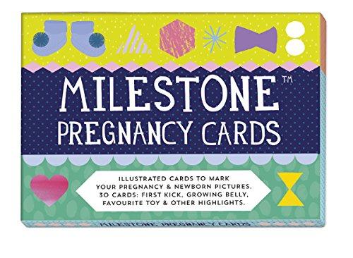 Milestone - Biglietti per la gravidanza
