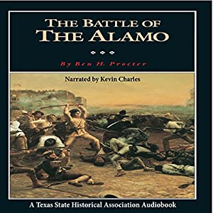 The Battle of the Alamo Audiobook